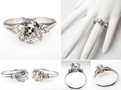 Vintage Engagement Rings UK