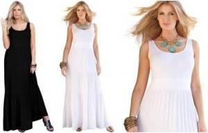 White Dresses for Women Cheap