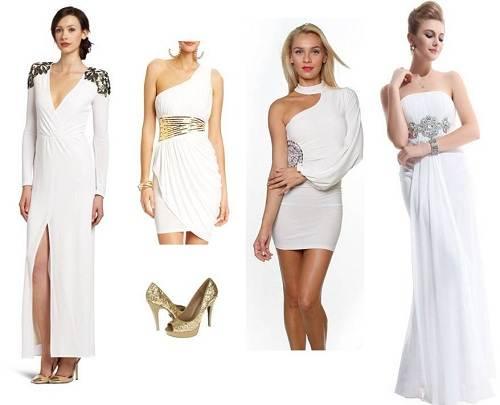White Dresses for Women Formal