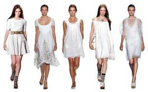 White Dresses for Women Wedding