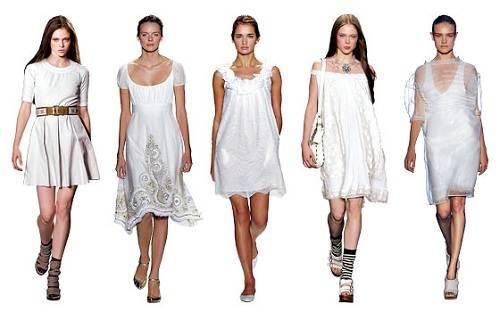 White Dresses for Women Wedding
