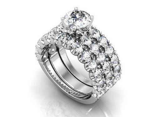 Wholesale Diamond Engagement Rings los Angeles