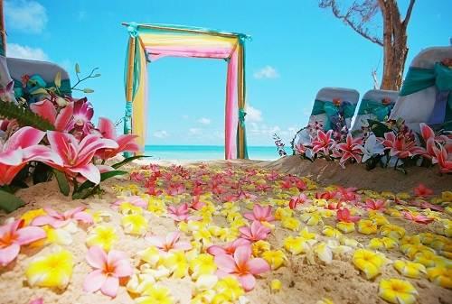 Beach Wedding Ideas Pictures
