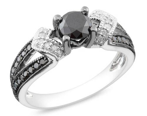 black wedding rings for women ideas - Female Wedding Rings