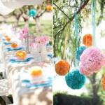 Bridal Shower Decoration Ideas Blue