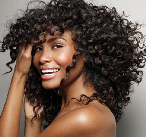 Curly Weaves for Black Women Pictures