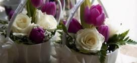 Flower Girl Basket Ideas to Make or Buy