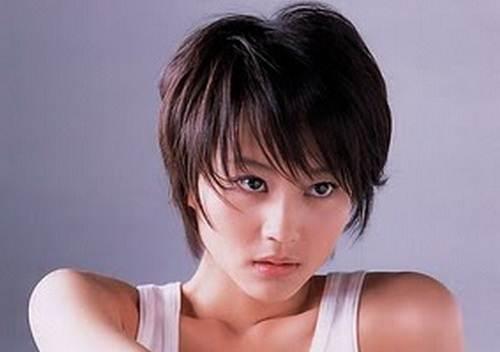 Korea Girl Hairstyle Short Cut