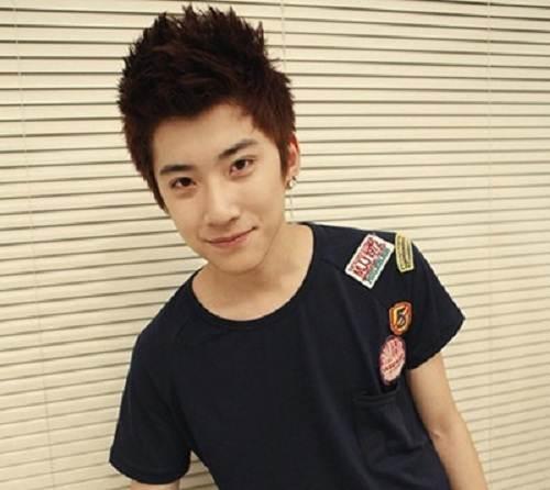 korean semi mohawk hairstyle hair