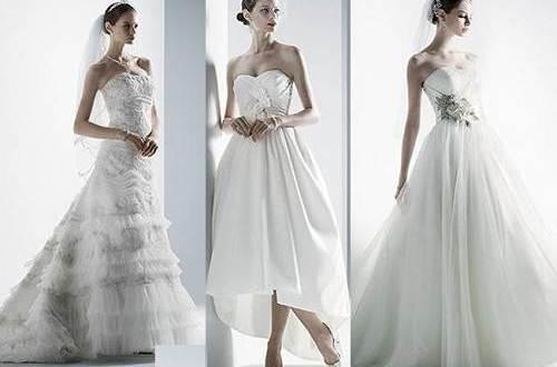 Oleg Cassini Wedding Dress 2013