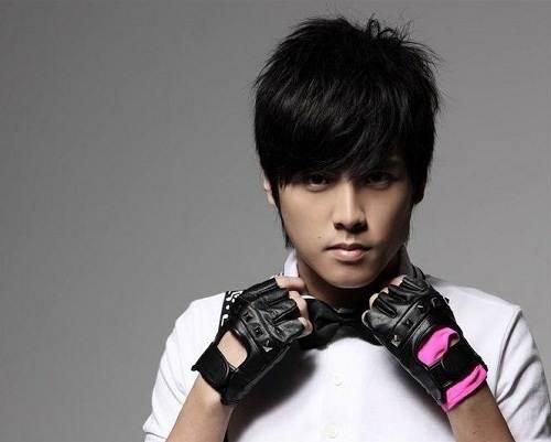 Short Black Hair for Asian Men Images