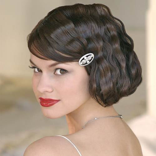 Short Vintage Hairstyles How to