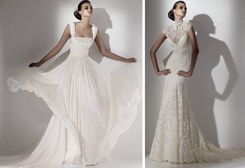 Wedding Dress Necklines Images
