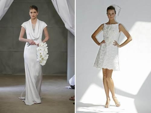 Wedding Dress Necklines Styles