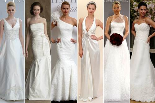 Wedding dress necklines styles for Wedding dress for large bust