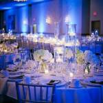 Wedding Reception Ideas Blue