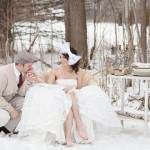 Winter Wedding Ideas 2013