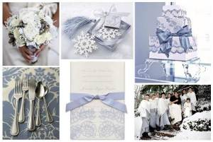 Winter Wedding Ideas Themes