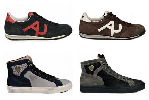 Armani Shoes Men 2013 Models