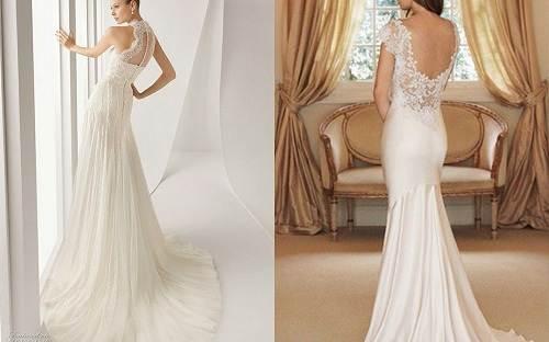 Backless Wedding Dresses Designers