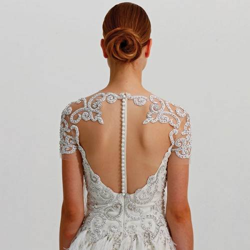 Backless Wedding Dresses Vera Wang