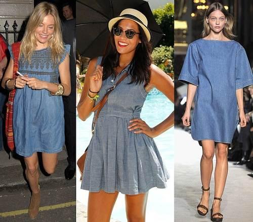 Denim Outfits Women for Summer
