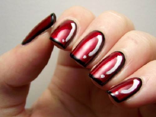 Easy Nail Designs 2013