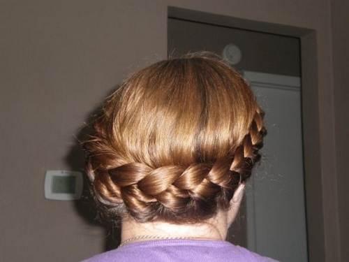 Flower Girl Hair Braids Ideas
