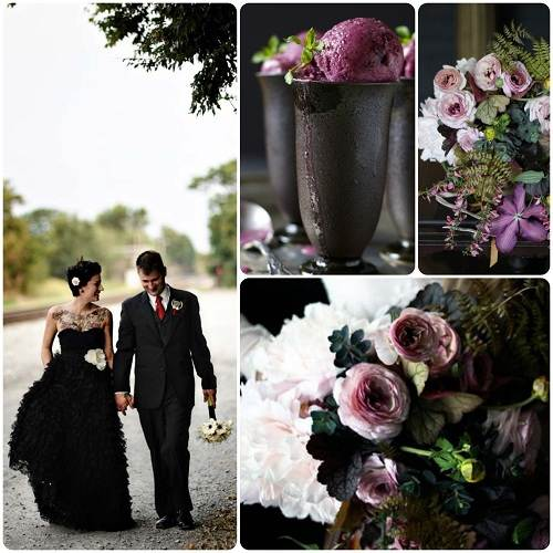 Gothic Themed Wedding Wedding Ideas