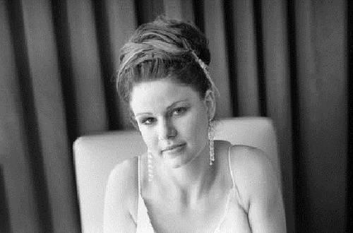 Greek Goddess Wedding Hairstyles Model