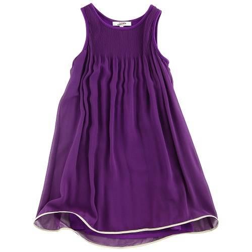 Junior Dress Purple Designs