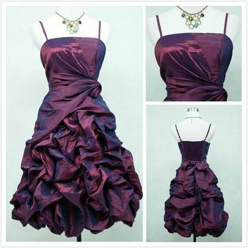 Junior Dress Purple Pictures