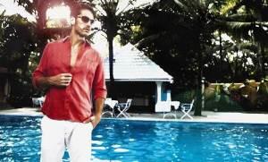 Linen Mens Beach Outfits 2013