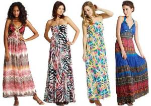 Maxi Dress Curvy Women for Spring
