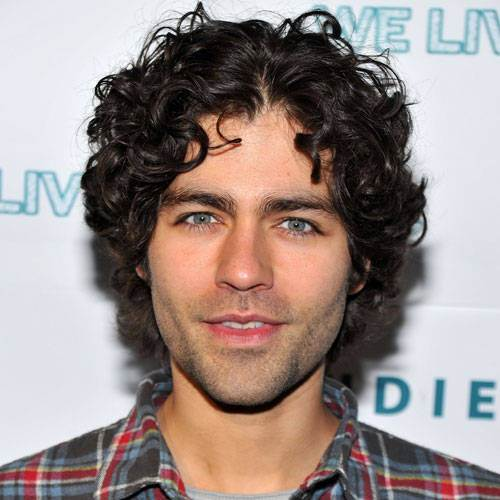Mens Curly Hairstyles Short
