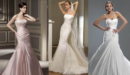 Mermaids Wedding Dresses 2013