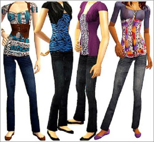 Outfits for Teenage Girls Ideas