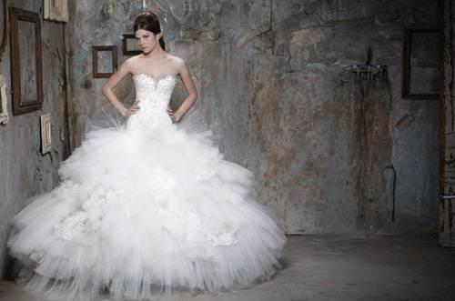 Panina Wedding Dresses Ball Gown