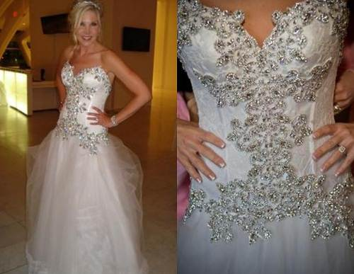 Panina Wedding Dresses Corset