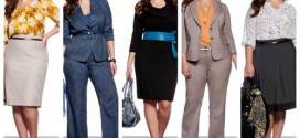Plus Size Business Casual Apparel Composition Ideas