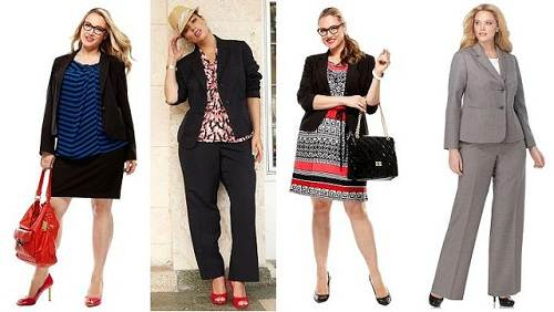 Plus Size Business Casual for Women
