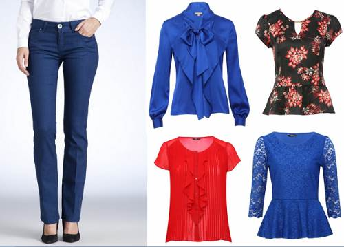 Smart Casual Women Jeans
