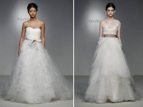 Vera Wang Lace Dress Images