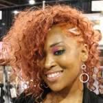 Weaving Hairstyles Curls 2013