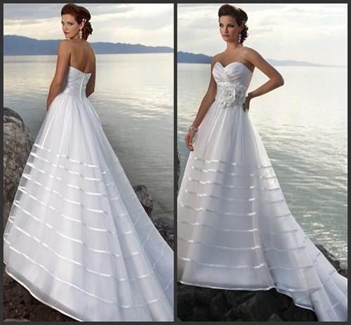 White Beach Dresses Casual