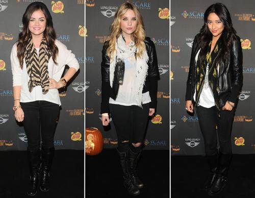 black Leather Jacket Outfits Ideas