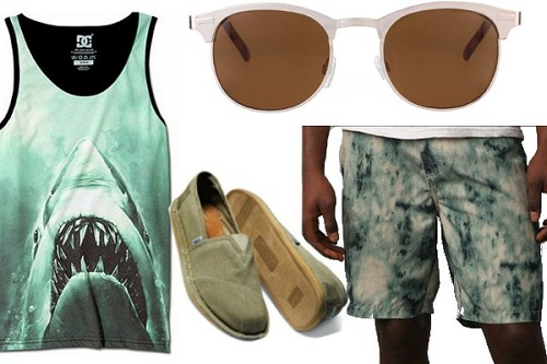 Beach Dress for Men 2013