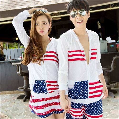 Beach Dress for Men American