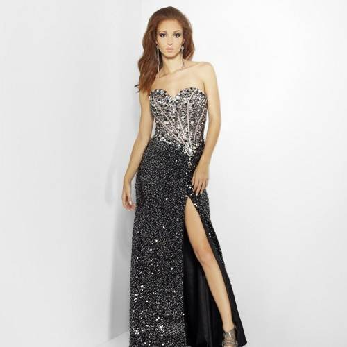 Beautiful Sparkly Prom Dresses Short