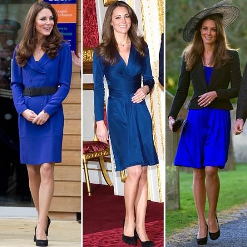 Blue Dress Outfit Ideas